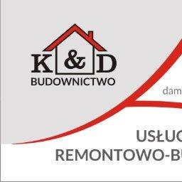 K&D Budownictwo - Gładzie Gipsowe Gorajec-Zastawie
