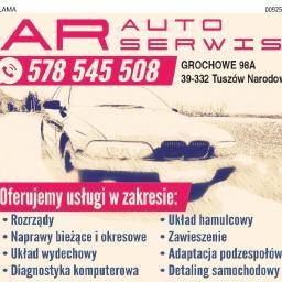 Ar Auto Serwis - Wymiana olejów i płynów Grochowe