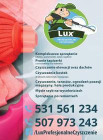 Lux-Profesjonalne Czyszczenie - Sprzątanie Kołobrzeg