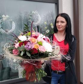 Kwiaciarnia Wrzosowa Nuta - Kosze prezentowe Mińsk Mazowiecki