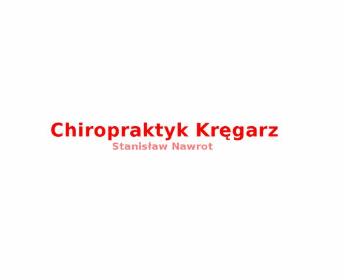 Chiropraktyka, terapia kręgosłupa Nat-Med Stanisław Nawrot - Rehabilitant Wrocław