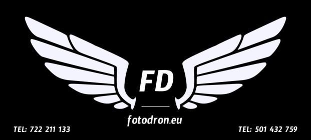Fotodron.eu - Projektowanie logo Szczecin