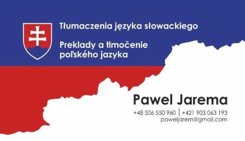 Tłumacz języka słowackiego - Tłumaczenie Angielsko Polskie Boguchwała