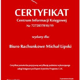 Biuro Rachunkowe Michał Lipski - Doradca finansowy Łódź