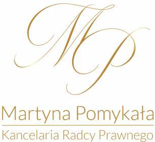 Kancelaria Radcy Prawnego Martyna Pomykała - Adwokat Warszawa