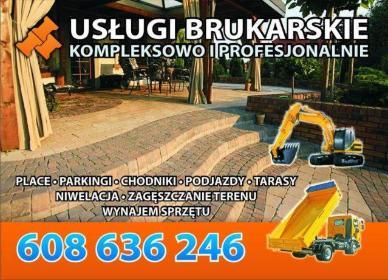 Usługi Brukarskie i Ogólnobudowlane KAMYK Zbigniew Filipowicz - Usługi Brukarskie Siedlce
