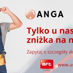 Anga - Ogrodzenia panelowe Warszawa