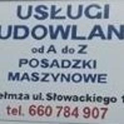 P.P.H. - PATALON USŁUGI BUDOWLANE MARIUSZ PATALON - Posadzki przemysłowe Chełmża