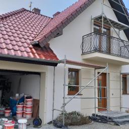AN-BAU Andrzej Nierobisz - Ocieplanie budynków Walce