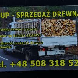 LOLEK KRZYSZTOF MAĆKOWIAK - Drewno kominkowe Osiecznica