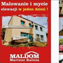 MALDOM Mariusz Kałuża - Remonty biur Zgierz