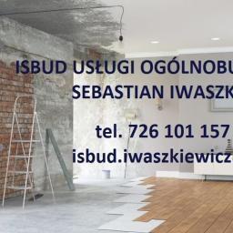 ISBUD Usługi Ogólnobudowlane Sebastian Iwaszkiewicz - Wykonanie Fundamentów Trzebnica