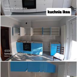 montaz kuchni z ikei