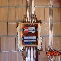 AS Instalacje Elektryczne - Instalacja Oświetlenia Huta