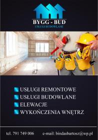 BYGG-BUD - Firma Malarska Inowrocław