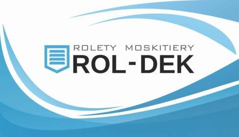 ROL-DEK - Żaluzje Ruda
