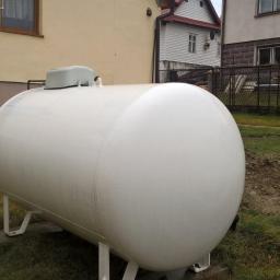 GAZMONT - Gaz Opałowy Zarzecze