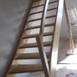 Stol-dom - Schody Drewniane Wólka czepowa