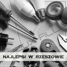 LUX-ALL Przemysław Szetela - Montaż oświetlenia Hermanowa