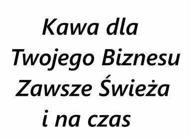 PHU Max Caffe Padsy Konrad Sawko - Zaopatrzenie lokali Olsztyn