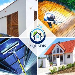 Aquadis - Mycie elewacji Kłodzko