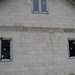 Dostawa i montaż 9 sztuk okien na nowy dom,Kołbaskowo -Pażdziernik 2016 rok.