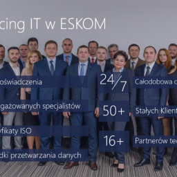 ESKOM IT Sp. z o.o. - Internet, Hosting, Domeny Warszawa