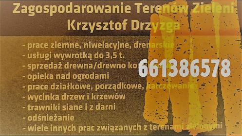 Krzysztof Drzyzga - Przeprowadzki Kłobuck