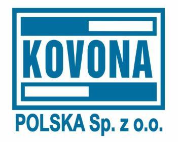 Kovona Polska Sp. z o.o. - Sejfy Sadów