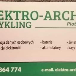 Elektro-Archiw - Archiwizacja dokumentów Wiśniewko