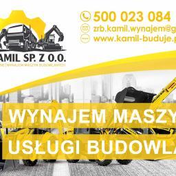 ZRB KAMIL Sp. z o.o. - Montaż ogrodzenia Katowice