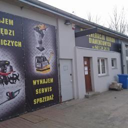Budrent - Wynajem wózków widłowych Olsztyn