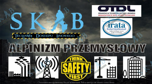 SKAB Stanisław Krajczewski - Prace wysokościowe Toruń