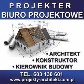 PROJEKTER Pracownia projektowa Łukasz Michalak - Projekty domów Kościan