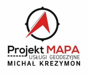 Projekt MAPA Usługi Geodezyjne Michał Krezymon - Biuro Projektowe Instalacji Elektrycznych Elbląg