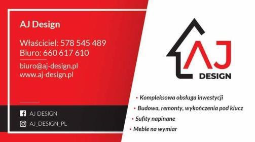 AJ Design Jan Działach - Domy pod klucz Bytom