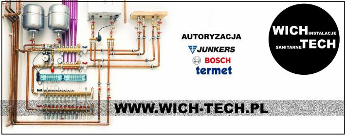 WICH-TECH S.C. - Remonty kotłowni Poznań