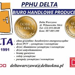 PPHU DELTA - Parapety Zewnętrzne warszawa