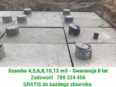 Mat-Trans Szamba betonowe, zbiorniki na deszczówkę - Prefabrykaty Betonowe Jastrzębia