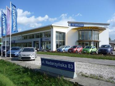 Autoryzowany salon i serwis Hyundai Jan Sobański Auto System - Leasing samochodu Kobyłka