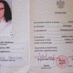 Dorota Stokłosa - Tłumacze Dobra