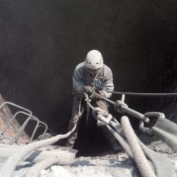 Rope Man Prace na wysokości - Układanie kostki brukowej Jastrzębie-Zdrój