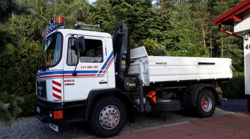 MOBILEK - Firma transportowa Borowo
