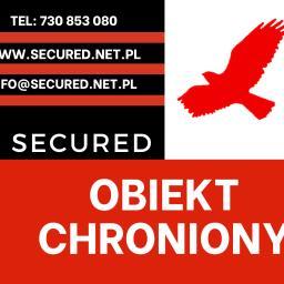 Secured Jakub Maigre - Monitoring Olsztyn