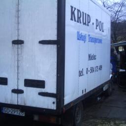 KRUP-POL - Transport Międzynarodowy Mielec