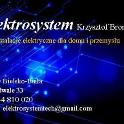 Elektrosystem Krzysztof Bronicki - Montaż oświetlenia Bielsko-Biała