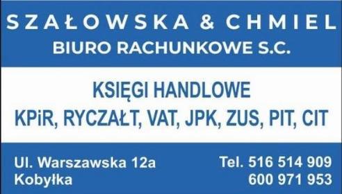 Szałowska & Chmiel Biuro Rachunkowe s.c. - Doradca podatkowy Kobyłka