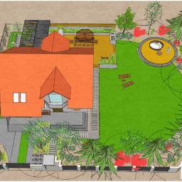 Pracownia Projektowa Szymon Potoczny - Projektowanie ogrodów Ślęza
