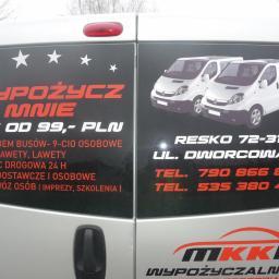 Mkkm s.c. Maciej Kała, Marcin Kowalczyk - Transport Krajowy Resko
