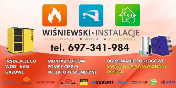 """""""Wiśniewski Instalacje"""" - Instalacje Werbkowice"""